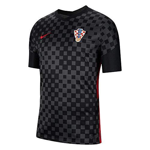 Nike 2020-2021 Croatia Away Football Soccer T-Shirt Jersey