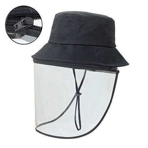 Tamaño de ajuste del sombrero protector...
