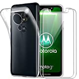 Case for Motorola Moto G7 Play,clear Soft Silicone