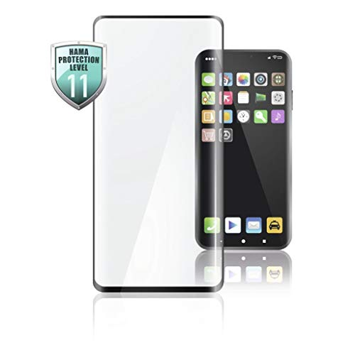 Full-Screen 3D Protective Glass for Huawei P Smart Pro/P Smart Z, Black