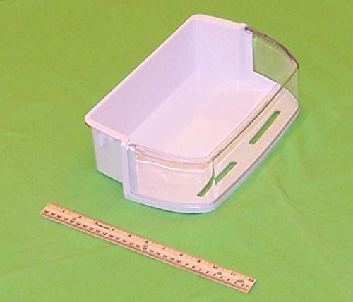 OEM LG Refrigerator Door Bin Basket Shelf Tray Assembly Originally Shipped With: LFC24770ST, LFC24770ST, LFC24770SW