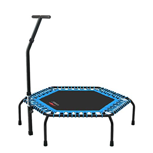 Buy Discount JiaHome Bouncers Trampoline Home Children Bouncing Bed Indoor Adult Fitness Bouncing Be...