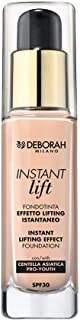 Deborah Milano Instant Lift Foundation 30 ml, 00 Ivory