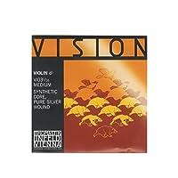 Vision ヴィジョン バイオリン弦 D線 シルバー巻 VI03 1/16
