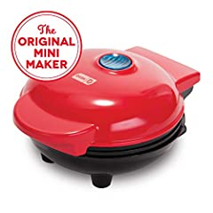 MORE THAN PANCAKES: Make individual servings for eggs, cookies, pancakes, grilled cheese, even stir fry, without the need for multiple pots/pans! Great for kids or on the go! COMPACT + LIGHTWEIGHT: Weighing 1lb+, this is a MUST-HAVE for that first ap...