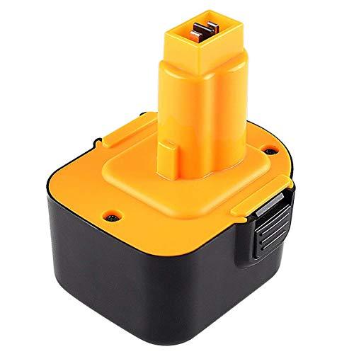 Hochstern 12V 3.0Ah Ni-MH Batería de repuesto para Dewalt DC9071 DE9037 DE9071 DE9072 DE9074 DE9075 DW9071 DW9072 DE9501 152250-27 397745-01