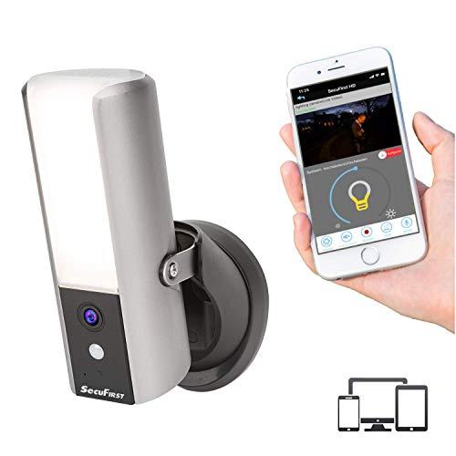 WLAN Outdoor Wasserdicht SD-karte IR Motion Detection Full HD 720p SecuFirst DID501 Video Doorbell Drahtloss Nacht Gegensprechfunktion Meldung Alarm Bewegungsmelder