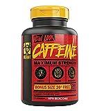 Mutant Core Series Caffeine Standard - 240 Cápsulas
