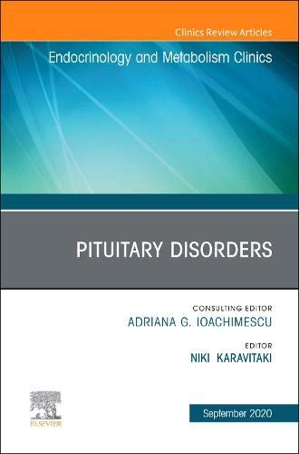 Compare Textbook Prices for Pituitary Disorders, An Issue of Endocrinology and Metabolism Clinics of North America Volume 49-3 The Clinics: Internal Medicine, Volume 49-3  ISBN 9780323755023 by Karavitaki, Niki