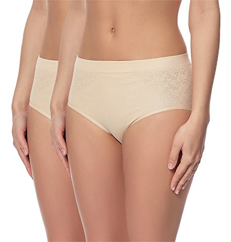 Merry Style Bragas Hipster Ropa Interior Mujer MSDS30