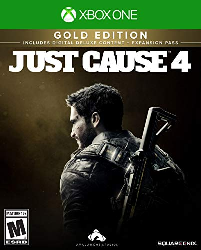 Just Cause 4 -  Xbox One Gold Edition