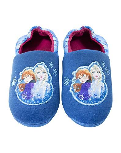 Frozen 2 Anna y Elsa Naturaleza es mágico Chicas Zapatillas de Caracteres