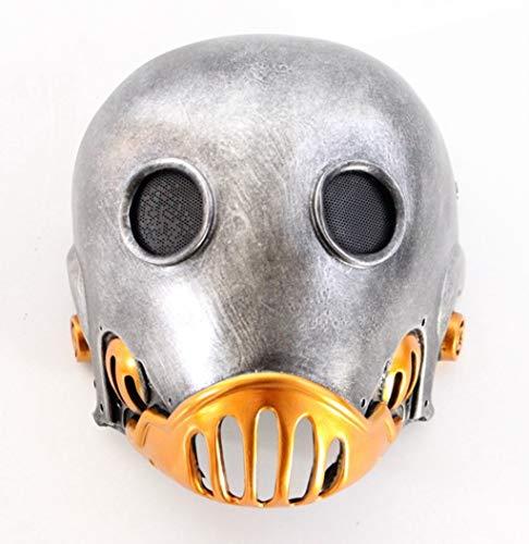 Resina Clockworker Maschera Hell Baron Helmet Kelly Man Killer Party Guardian Horror Halloween
