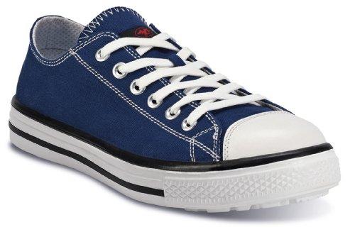 FTG Sneaker Music Blues Low Sicherheitsschuh S1P, Größe 41