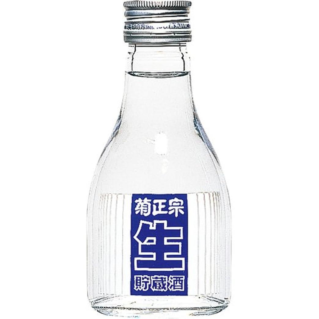 パートナー良心ニコチン菊正宗 上撰 生貯蔵酒 [ 日本酒 兵庫県 180mlx12本 ]