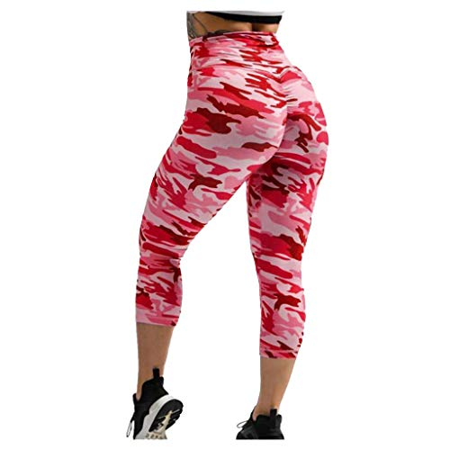 Abnehmen Shapewear Damen Hose Herren Kurze Hose Kurze Leggings Damen Baumwolle Kleid Unterhose Chub Rub Shorts Ripped Jeans Herren Radfahrhose Damen Schlaghose Damen(Rot,S)