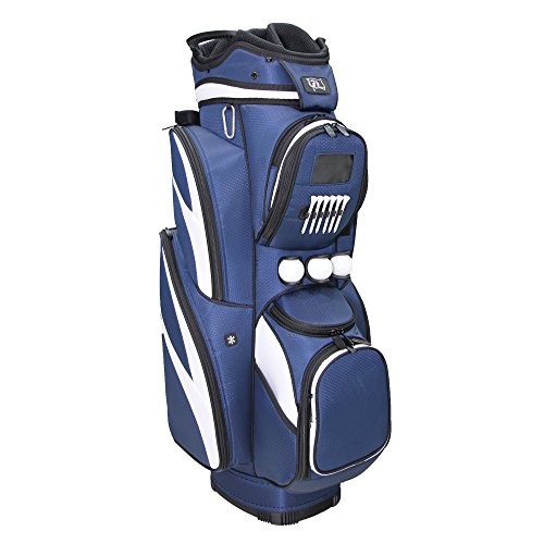 RJ Sports 9.5' Deluxe Golf CART Bag