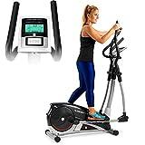 BH Fitness LIGHTFIT1030 G2336RF - Vélo elliptique - Magnetique - Volant d'inertie de 10 Kg - Foulée de 30 cm - 6 profils d'exercise - 16 niveaux d'intensité - 4 programmes