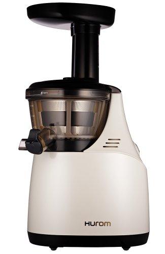Hurom Hu 500 Estrattore di succo a bassa velocità HE-DBE04, 80giri/min Grigio (Cobalto)