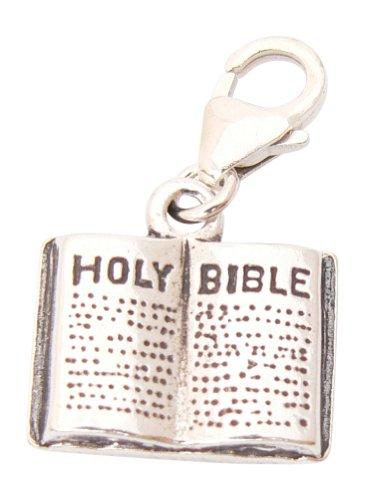 Breloque Charm en Argent Fin - Cadeau de Communion