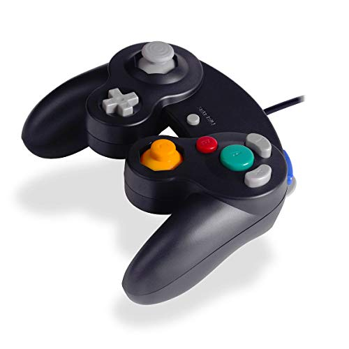 Gamecube Controller Joystick für Wii Wired Game Controller Joypad Dual Vibration NGC Gamepad Game Cube Original Controller Gamecube Spiele für GC & Wii