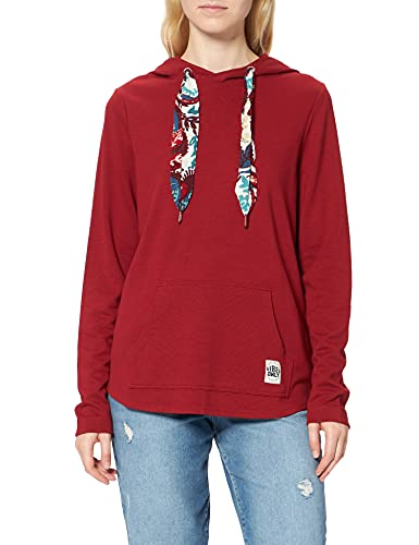 Cecil Damen 316756 T-Shirt, Copper Brown, XL