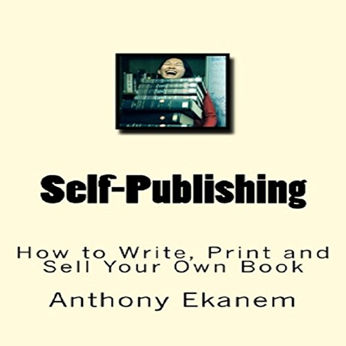 Self-Publishing audiobook cover art
