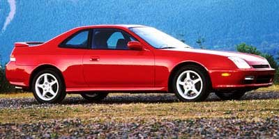 1998 Honda Prelude, 2-Door Coupe Automatic Transmission ...