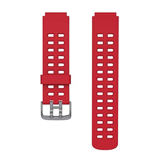 LATEC , Ersatz Fitness Armband für ID 205 rot