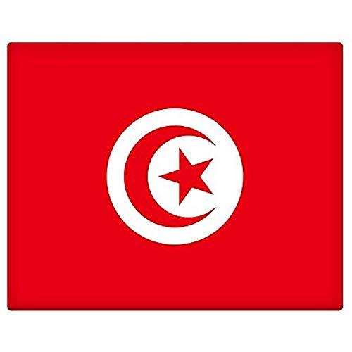 Tunesië vlag 10X14