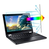 11.6' Laptop Screen Protector 2 Pack. Blue Light Blocking & Anti Glare Filter Film Eye Protection Anti Blue Light Screen Protector for 11.6 Inch with 16:9 Aspect Ratio Laptop