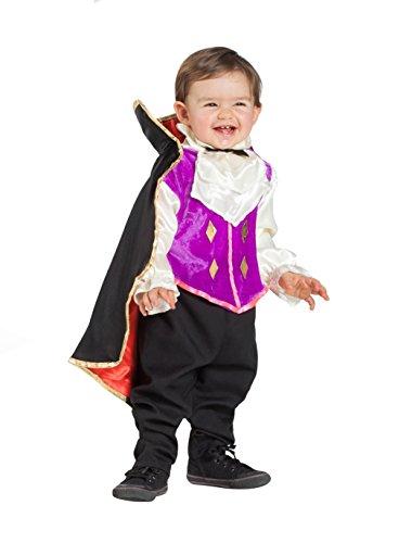 Banyant Toys, S.L. Disfraz DE Vampiro con Capa Baby