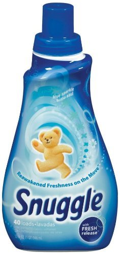 Ultra Snuggle Fabric Softener with Fresh Release Blue Sparkle - 40 Loads by Ultra Snuggle
