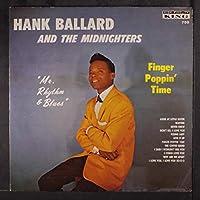 mr. rhythm & blues LP