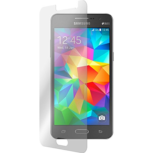 PhoneNatic 1 x Glas-Folie klar kompatibel mit Samsung Galaxy Grand Prime - Panzerglas für Galaxy Grand Prime