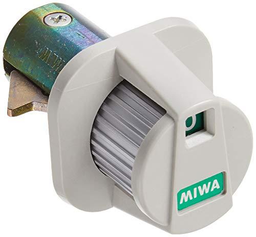 MIWA 郵便箱用簡易ダイヤル錠 TRODS1