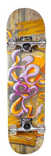 New Sports Octopus Skateboard 78,7 cm ABEC 7
