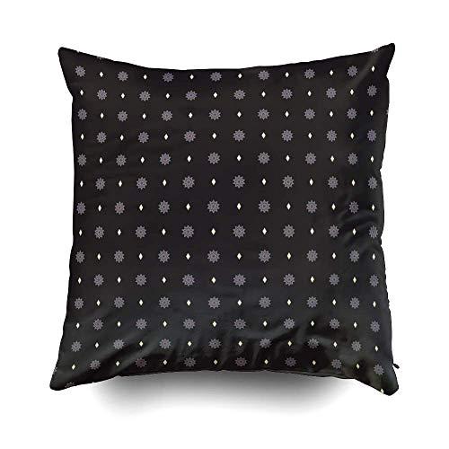 Cuscini da tiro per bambina, fodere per cuscini Fodere per cuscini da casa per divano Tartan Motivo natalizio Sfondo astratto Sfondo di stoffa nera Decorazione per abbigliamento desi Stampa fronte / r