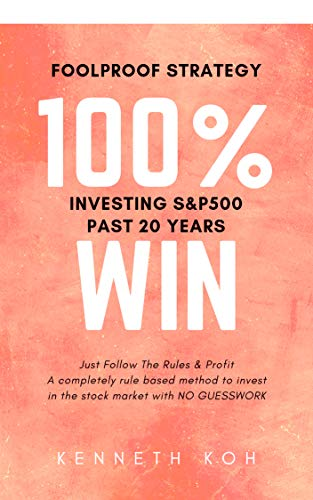 100% Win Investing S&P500 Past 20 Years: Just Follow The Rules & Profit (English Edition)
