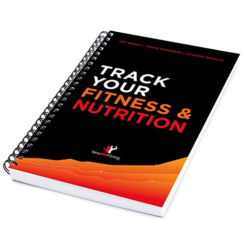 Complete Fitness and Nutrition Journal - 148 Pages Plus Cover :: 66...