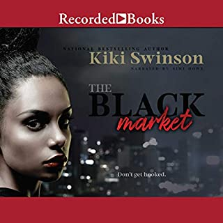 The Black Market audiobook cover art