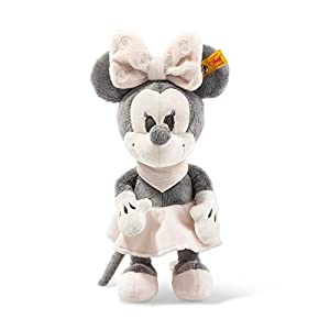 Steiff 290053 Minnie Mouse - Ratón, color rosa 8