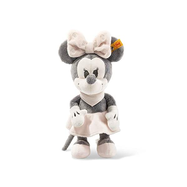 Steiff 290053 Minnie Mouse - Ratón, color rosa 1