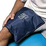 FlexiKold Poche de Glace Réutilisable | Compresse de Gel Froid | Douleur, Récupération et Thérapie par le Froid | Flexible-Adaptable pour toute Partie du Corps | Grande Taille Standard (36,8 x 26,5cm)