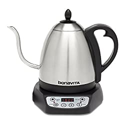 Review of the Bonavita Variable Temperature Electric Gooseneck Kettle