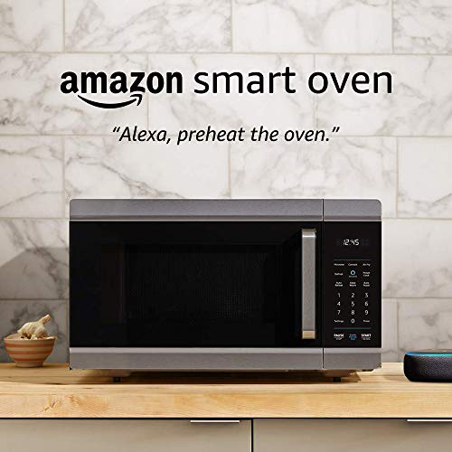 Product Image 7: Amazon Smart Oven, a Certified for Humans device – plus Echo Dot