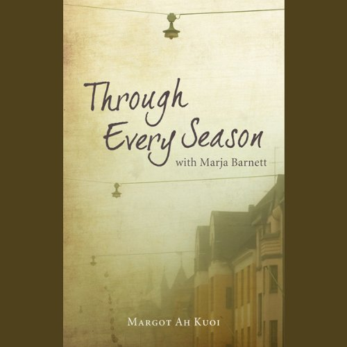 Through Every Season audiobook cover art