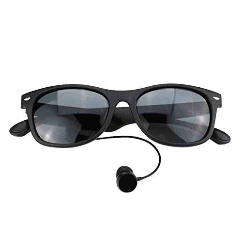 ZHMIAO Gafas De Sol Polarizadas Ocasionales De Los Hombres Smart Bluetooth Glasses Voice Control