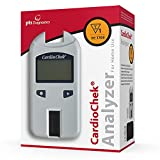 Best Cholesterol Home Tests - CardioChek Home Basic Analyzer; Portable Blood Cholesterol Tester Review