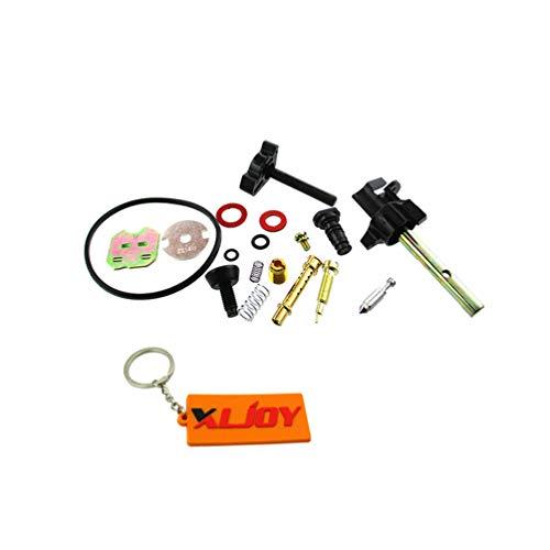 XLJOY Carburetor Rebuild Repair Kit for Honda GX120 GX160 GX200 Carb